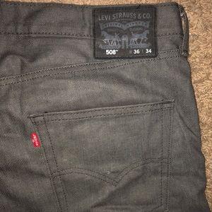 Levi Gray Jeans
